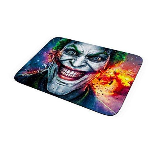 Il Joker Smile Batman Dark Knight/qualità premium in gomma mouse pad/tappetino