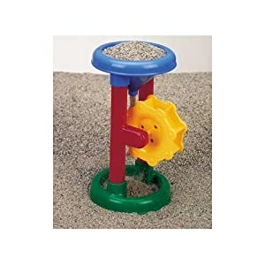 Small World Sand & Water - Single Sand Wheel (Colors Vary)