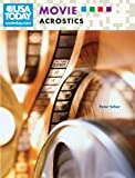 img - for By Peter Scher USA TODAY Movie Acrostics (Spi) [Spiral-bound] book / textbook / text book