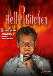 HELL'S KITCHEN SEASON 1/Deluxe Hollogram packaging