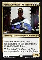 Magic: the Gathering - Kambal, Consul of Allocation (183/264) - Kaladesh