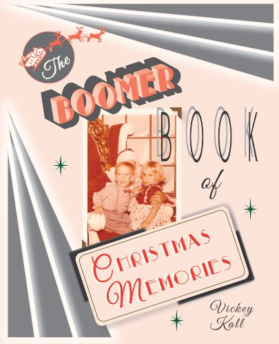 The Boomer Book Of Christmas Memories front-100028