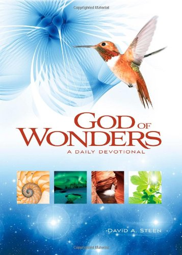 God Of Wonders: A Daily Devotional