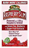 51vVDxM7C8L. SL160  Raspberry Slim Natural Weight Loss Tablets 60 Tablets with Green Tea, Mulberry and Super Fruit Extracts