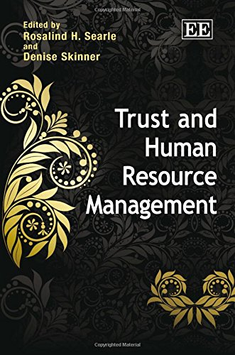 Trust and Human Resource Management