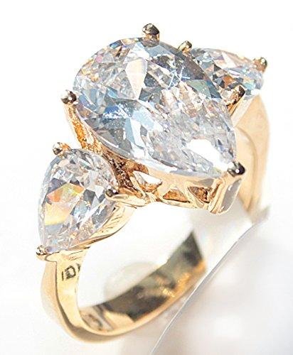 Ah! Jewellery! Women's Stunning Gold Filled 18