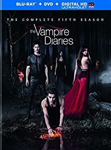 The Vampire Diaries: Season 5 [Blu-ray + DVD + UltraViolet] (Sous-titres français)