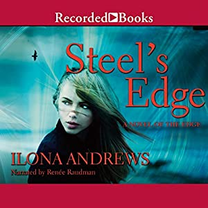 Steel's Edge Audiobook