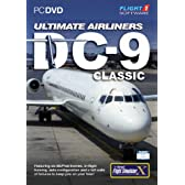 DC - 9 Classic for FSX (PC DVD) (輸入版)