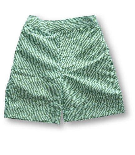 Tea Light Aqua Japan Swimming Shorts, Swimwear, Baby boy, 12-18 months