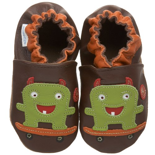Robeez Infant/Toddler Lollipop Monster Soft Sole
