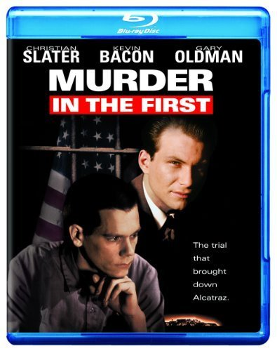 Murder in the First [Blu-ray] by Warner Home Video