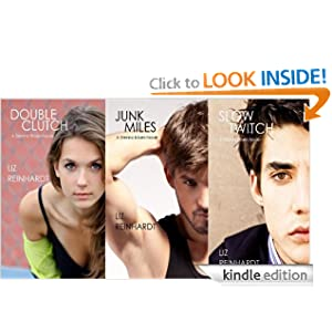 Brenna Blixen Novels Bundle: Double Clutch, Junk Miles, Slow Twitch