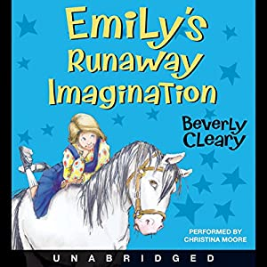 Emily's Runaway Imagination Audiobook