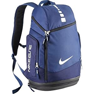 Basketball Bag Navy Hoop Bolsa Mochila Nike Air : Sports & Outdoors