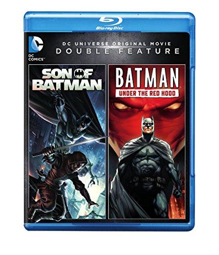 DCU: Son of Batman/DCU Batman: Under The Red Hood (BD) (DBFE) [Blu-ray] (Batman Under The Red Hood Comic compare prices)