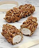 Philadelphia Candies Pecan Caramel Nougat Log, 6 ounces (Set of 2)