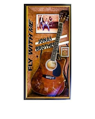 Signed Jonas Brothers Guitar