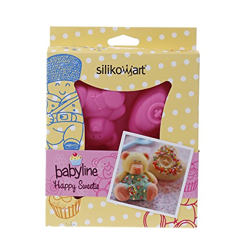 Moules Silicone Happy Sweetie