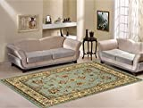 Ottomanson Royal Collection New Traditional Oriental Area Rug, 7'10