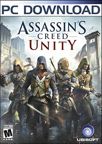 Get Assassin's Creed Unity [Online Game Code]