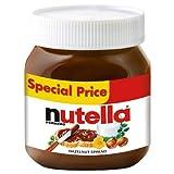 Nutella Ferrero Hazelnut Spread 6 x 400g