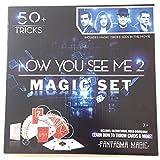 Fantasma Toys Now You See Me 2 Magic Set 50 Tricks