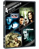 4 Film Favorites: Liam Neeson (K-19 The Widowmaker, The Haunting, Clash of the Titans, Unknown)