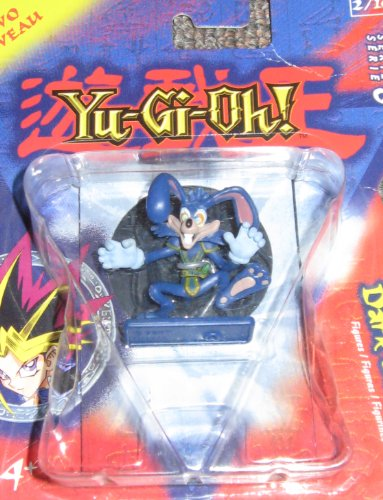 Buy Low Price Mattel YuGiOh Action Figure: Dark Rabbit – Series 8 (B003T8KLAE)
