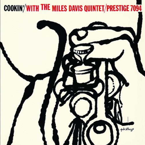 Cookin' with the Miles Davis Quintet artwork