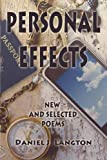 img - for Personal Effects; New and Selected Poems book / textbook / text book
