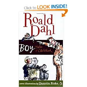 Book Review – Boy by Roald Dahl