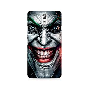 Mobicture Injustice Face Premium Printed Case For Lenovo Vibe P1M