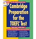 Cambridge Preparation for the TOEFL Test with CD-ROM: Internet-Based-Test iBT. Intermediate to advanced (Paperback)(German / English) - Common