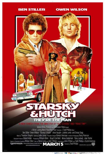 STARSKY AND HUTCH MOVIE POSTER PRINT APPROX SIZE 12X8 INCHES