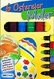 Ostereier Maler / Stifte OSTERN (5 Farben)