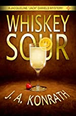 Whiskey Sour - A Thriller (Jacqueline