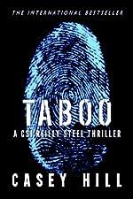 TABOO - CSI Reilly Steel #1: Crime Thriller Mystery Series