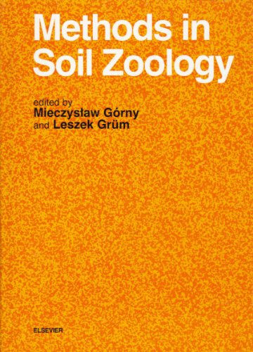 Methods in soil zoology for Soil zoology