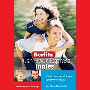 Rush Hour Express Ingles Audiobook