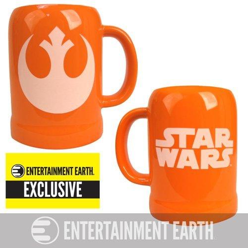 Star Wars Rebel Symbol 20 oz. Ceramic Stein - EE Exclusive
