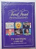 Trivial Pursuit TV Edition Card Set