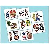 "WWE 2"" Tattoo Favors (16 Pack)"