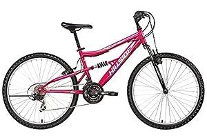 26'' Hillside Mountainbike Manila MTB Bike Fully Federung vorn + hinten Seitenständer by Hillside