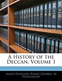 img - for A History of the Deccan, Volume 1 book / textbook / text book