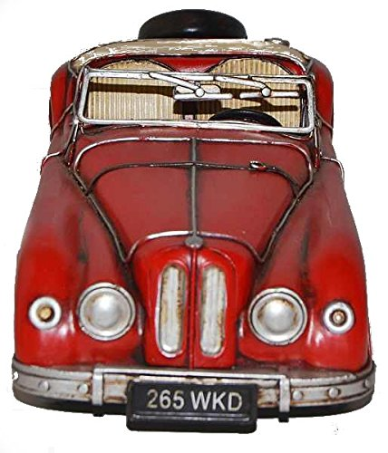 Model Car BMW 328 - Retro Tin Model