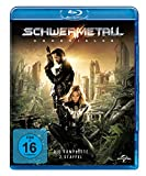 DVD Cover 'Schwermetall Chronicles - Die komplette 2. Staffel [Blu-ray]