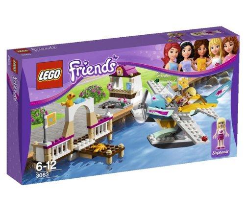 Lego Friends – Flugschule mit Wasserflugzeug – 3063 jetzt bestellen