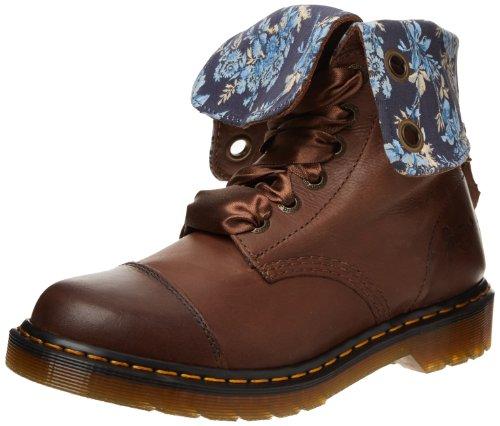 Dr. Martens  AIMILIE Darkened Mirage BROWN Ankle Boots Womens  Brown Braun (brown) Size: 4 (37 EU)