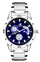 Espoir Analogue Blue Dial Watch for Men- Espoir0507